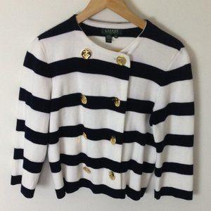 Lauren Ralph Lauren Women Size PL Petite Sweater
